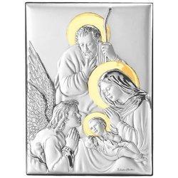 Obrazek Srebrny Święta Rodzina 30693OROA