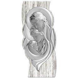 Obrazek Srebrny Święta Rodzina 6585
