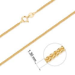 Złoty Łańcuszek pr. 585 Pancerka 070 ZL023