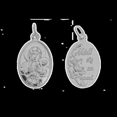 Medalik srebrny - Maryja ML014