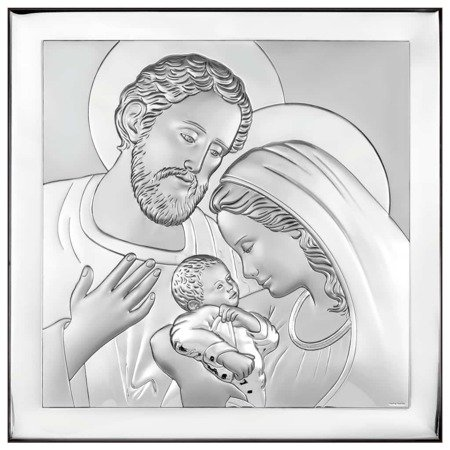 Obrazek Srebrny Święta Rodzina 6435