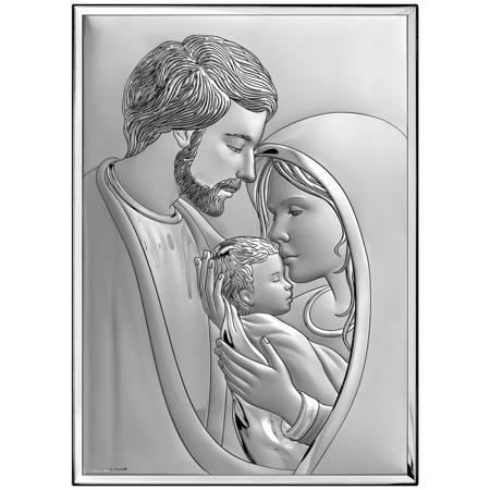 Obrazek Srebrny Święta Rodzina 6749