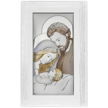 Obrazek Srebrny Święta Rodzina DS12FC