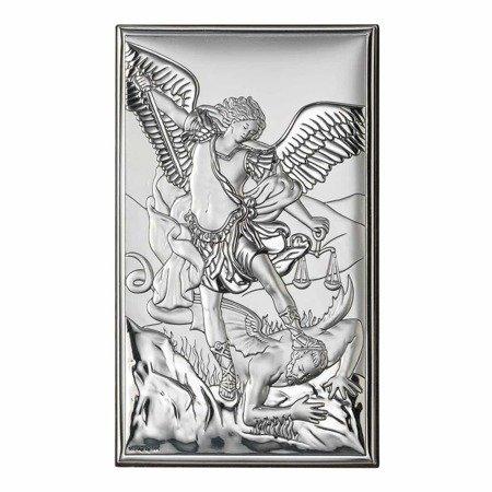 Obrazek srebrny Michał Archanioł 18031