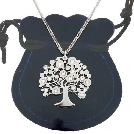 Przywieszka Srebrna Drzewko 2,9 cm